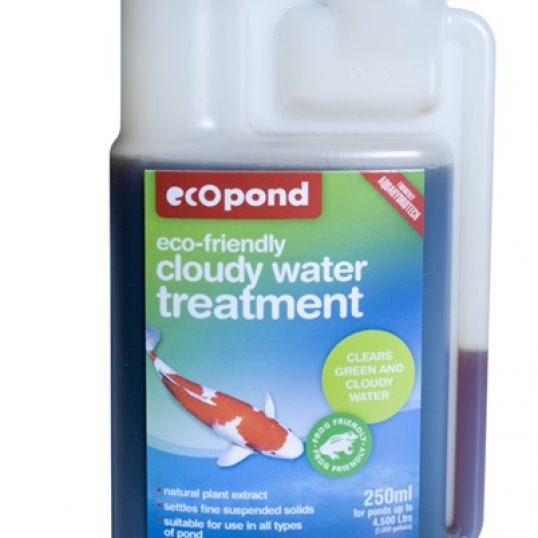 Ecopond Cloudy Water Treatment-250 ml