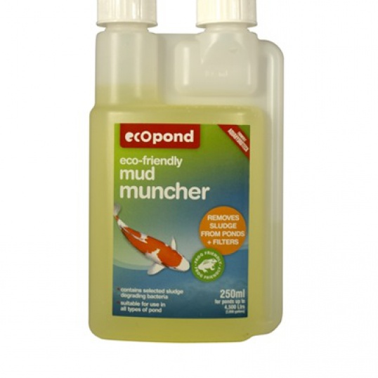 Ecopond Mud Muncher