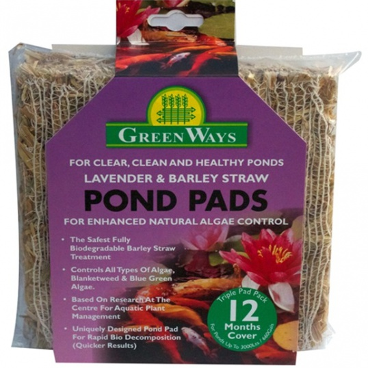 Greenways Lavender And Barley Straw