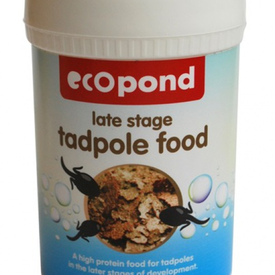 Ecopond Late Stage Tadpole Food