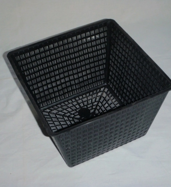 Aquatic Basket Extra Large Square, Diameter 40 cm, Depth 30 cm, 30 litre