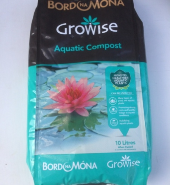 Aquatic Pond Soil-7.5 kg in weight, 10 Litre bags