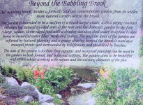 Beyond The Babbling Brook
